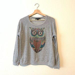 Owl Long Sleeve